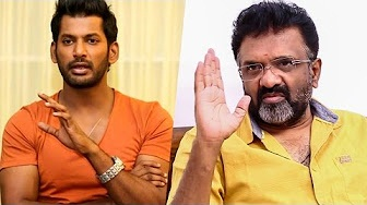 "SHOCKING! ""Vishal's Team gifts Alcohol and Gold Coins"" – T Siva blasts Vishal"