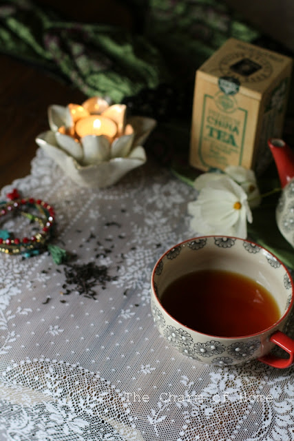 Bohemian Tea; The Charm of Home