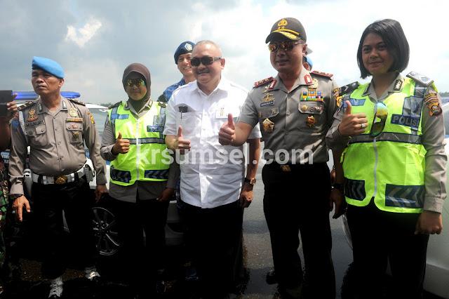 Gelar Latihan Dalam Pengamanan dan Pengawalan Tamu VVIP/VIP
