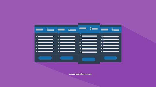 Cara Lengkap dan Mudah Membuat Tabel di Blog
