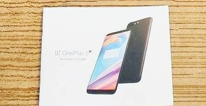 OnePlus 5T hands-on images leaked with specifications