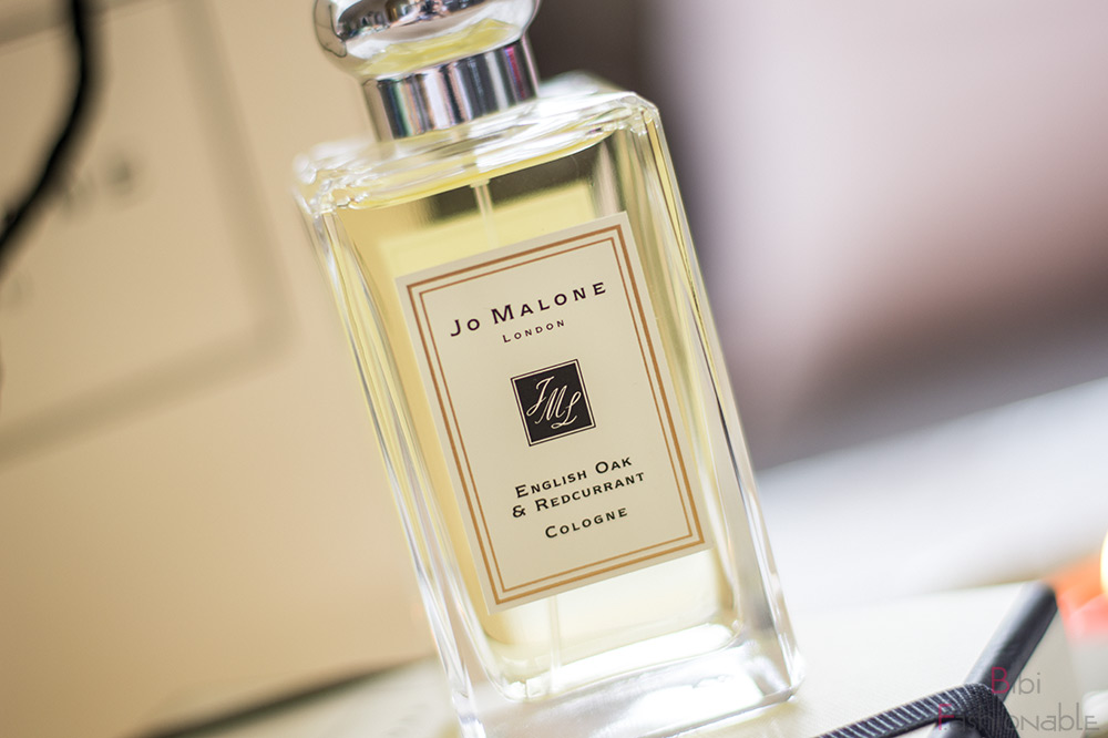 Jo Malone English Oak Redcurrant Flakon nah