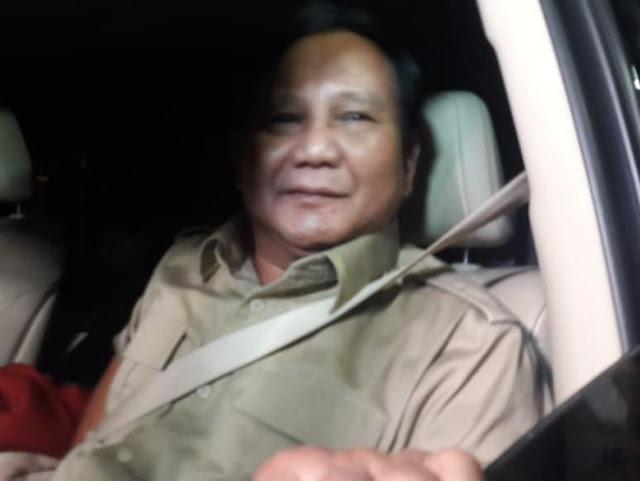 Gerindra: Maher Algadri Sahabat Lama Prabowo
