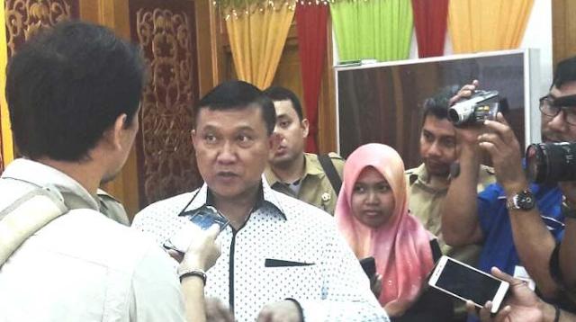 DPRA jangan Ganggu Rencana Kerja Plt Gubernur