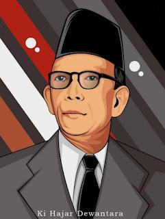 Ebook Biografi Ki Hajar Dewantara