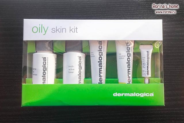 Dermalogica Skin Kit Oily: отзыв