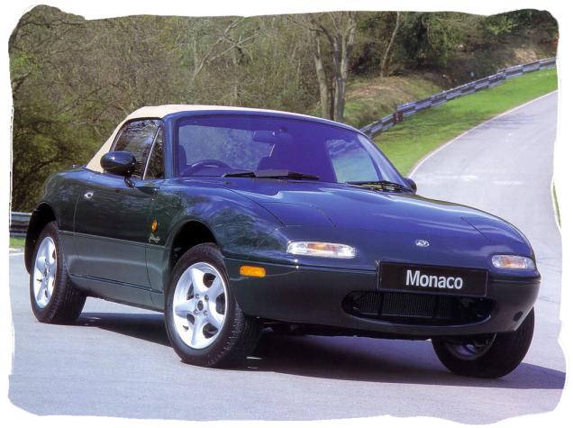 Mazda MX-5 Monaco