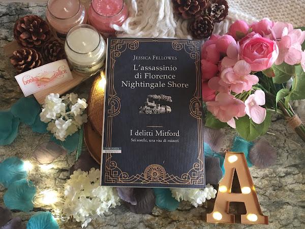 [RECENSIONE] L'assassinio di Florence Nightingale Shore di Jessica Fellowes