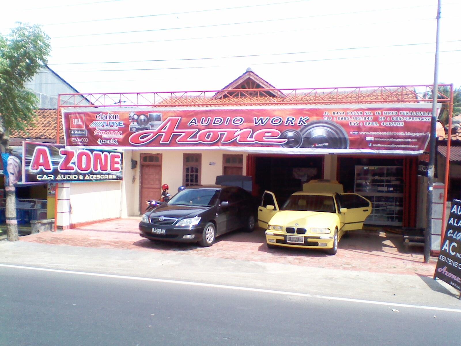 Azone Audioworks