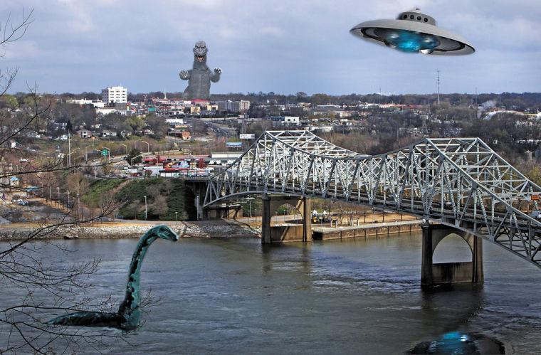 LOCH NESS MONSTER Nessie UFOs and Sceptics
