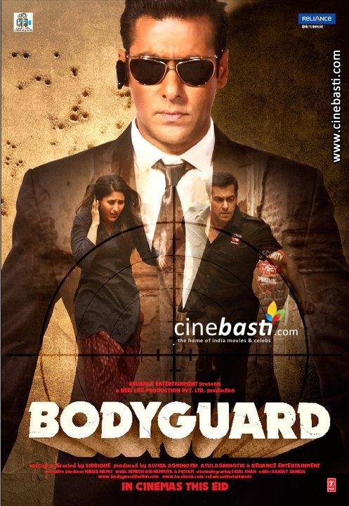 bodyguard bollywood film deutsch