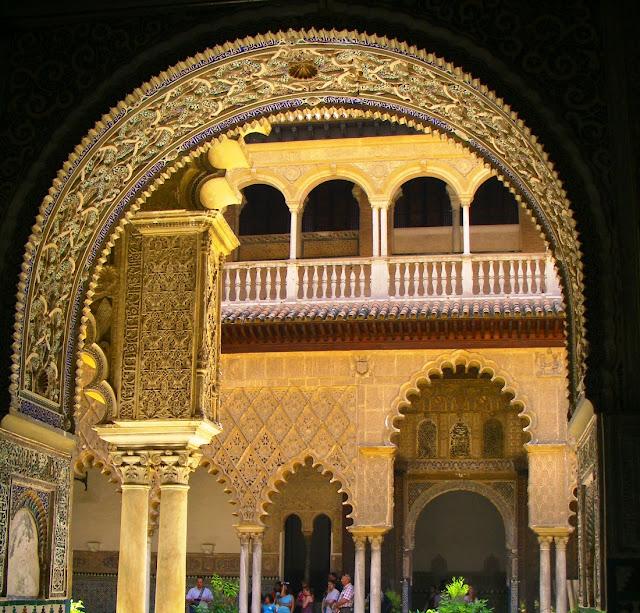 Alcazar - Sevilla - Spanien