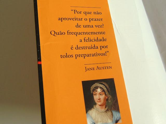 frase escrita por Jane Austen