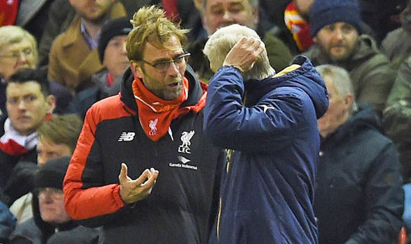 Jurgen Klopp To Annoy Arsenal Fans By HIJACKING Arsenal's bid for £90m-rated, Wenger Frustrated