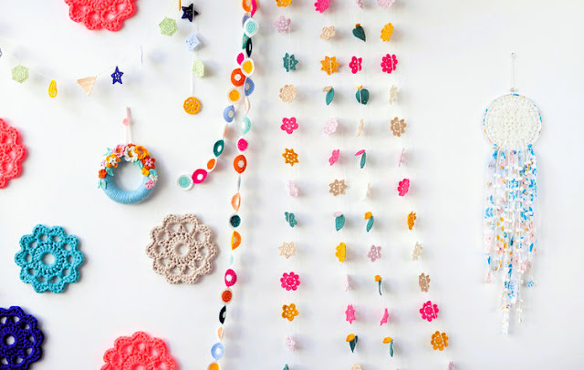 garland crochet pattern