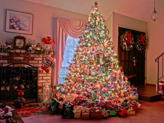 download besplatne Božićne pozadine za desktop 1600x1200 čestitke blagdani Merry Christmas Božićna jelka darovi