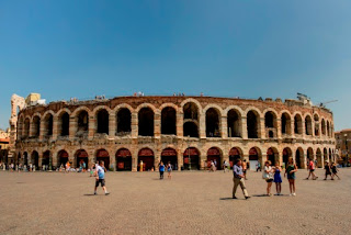 8. Verona Arena