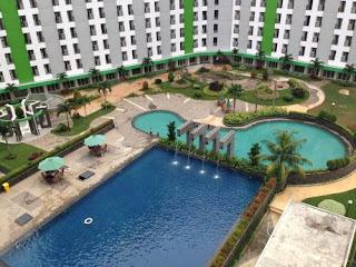 Sewa Apartemen Green Lake View Tangerang