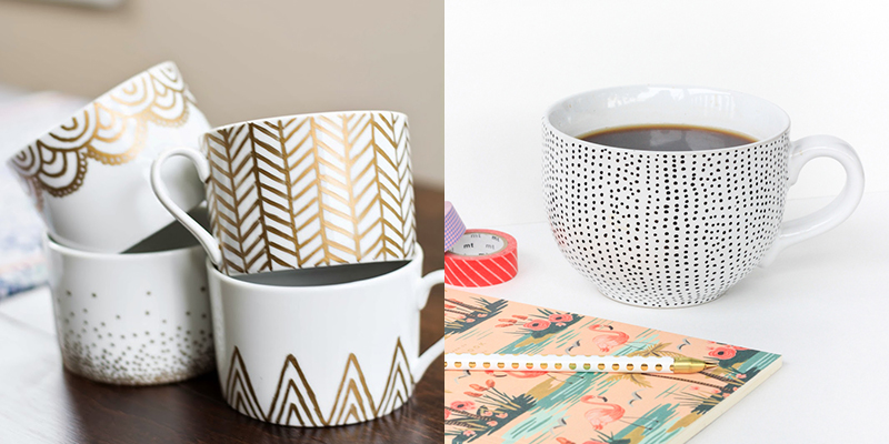 DIY to Try # Personalized mug