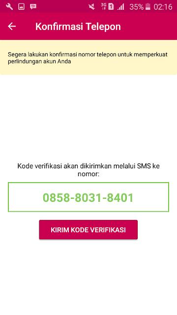 Cara Daftar Akun Belanja Online BukaLapak.com