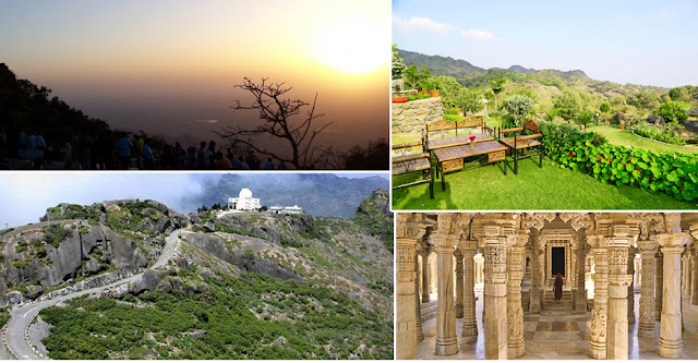 Mount Abu Tourist Places