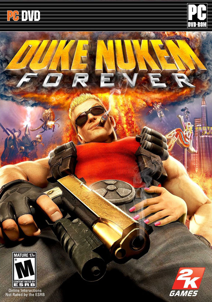 Duke Nukem Forever PC - Duke Nukem Forever: Complete Edition + All DLC (2011) PC