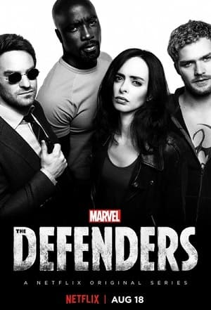 Os Defensores 4K - Ultra HD Torrent torrent download capa