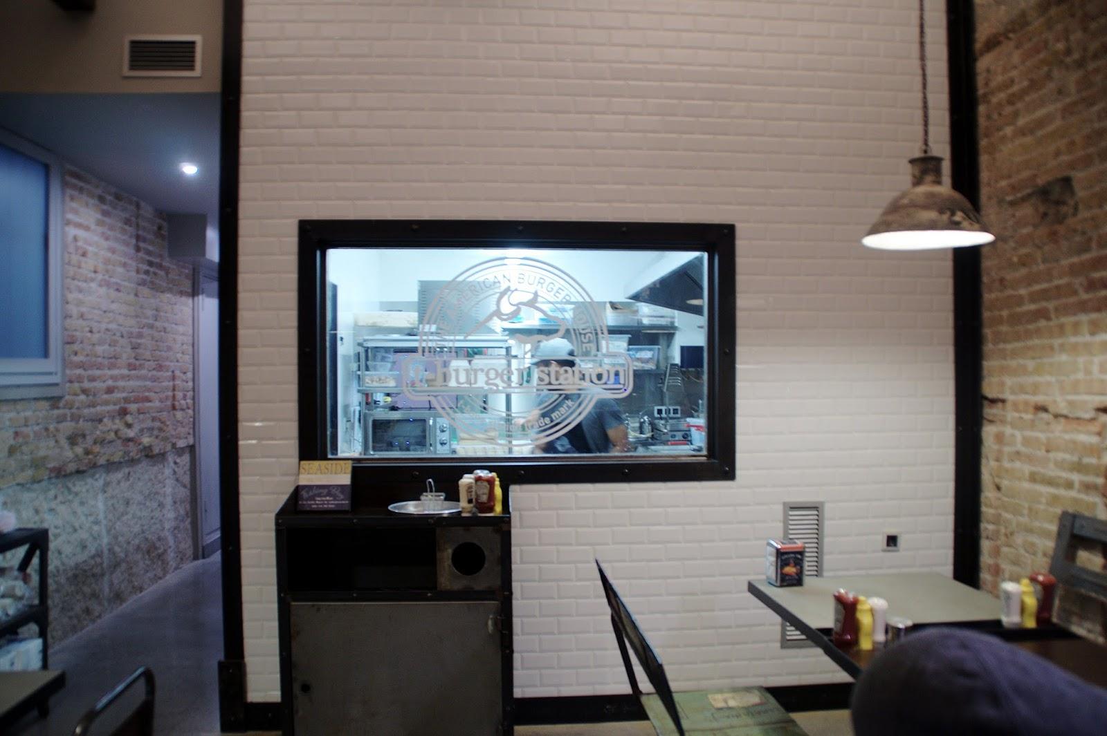 T-Burger Station Barcelona