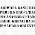 Attijariwafa bank recrute des profils Bac+2/Bac+3 à (Fes-Casa-Rabat-Tanger-Agadir-Khenifra-Safi-Rif-Sahara-Oriental)
