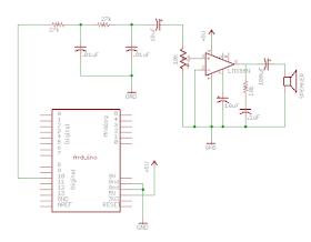 Text to Speech arduino (TTS)