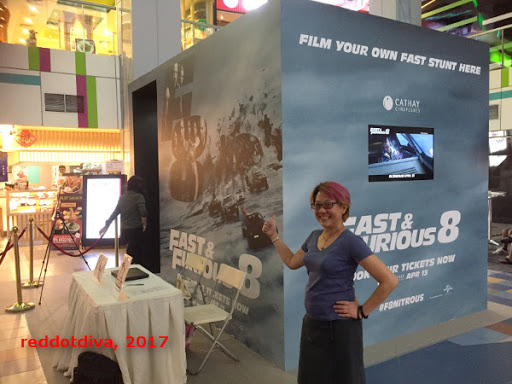 Red dot diva be one of the fast and furious 8 crew at - Virtual diva fast and furious 4 ...
