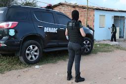 Operação Anjos da Lei: Denarc prende 2 pessoas e apreende drogas