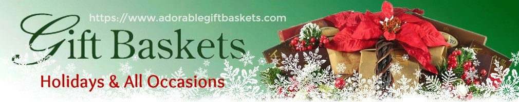 Gift Baskets, Christmas, Holidays and All Occasions, Send Gift Baskets They'll Love
