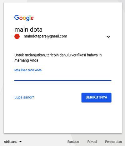 bahwasannya untuk menjaga keamanan akun kita Cara Cepat Ganti Password Gmail [Super Mudah]