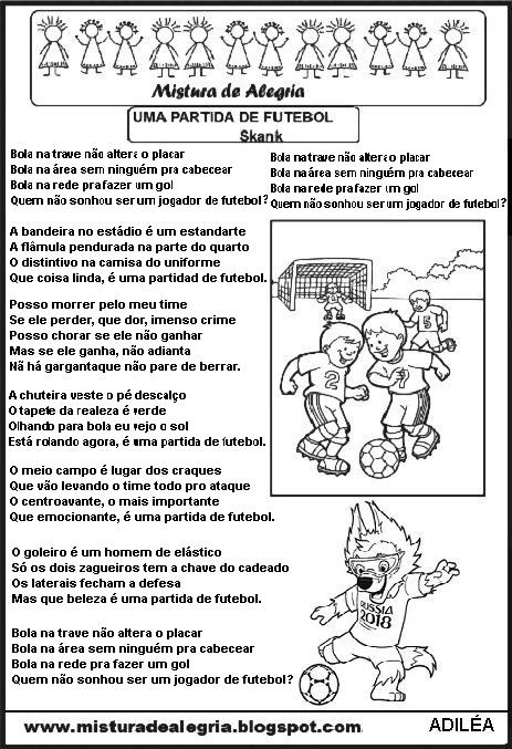 musica do skank uma partida de futebol