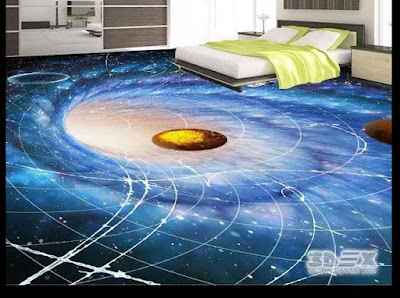 3D flooring design 3D epoxy floors for bathroom