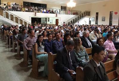 Foto: Paróquia Santa Clara e São Francisco - MCJB