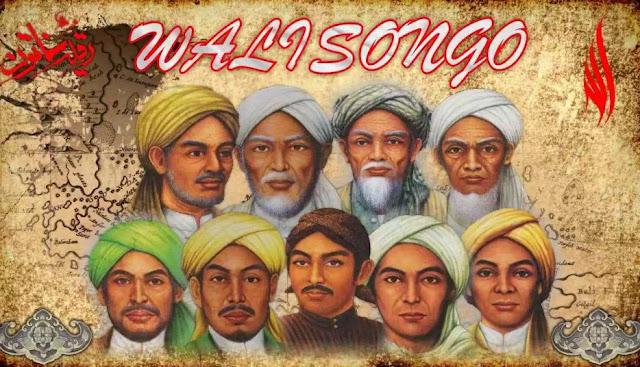Cerita Sejarah Wali Songo dan Nama Tokoh Sunan Wali Songo Lengkap
