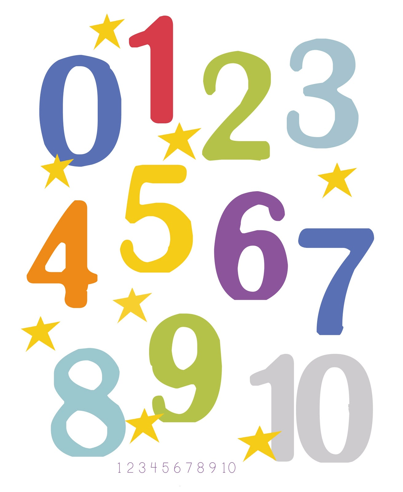 Think & Solve Puzzles Old English Numbers 1 10