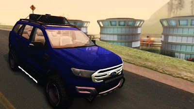 GTA SA - Ford Everest 2017
