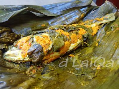Pepes Ikan Kembung ala Rika (2)