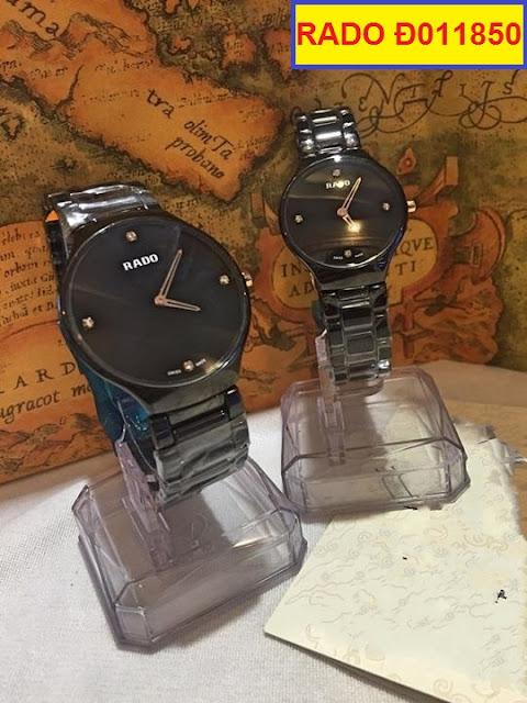 Đồng hồ cặp đôi Rado Đ011850