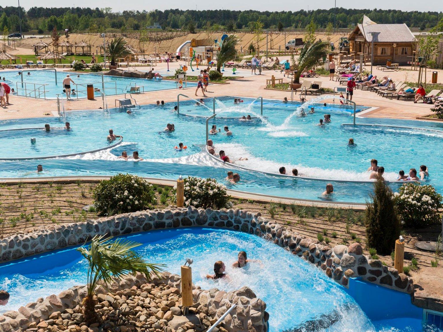 Tropical Islands Resort: Tropical Islands Resort Indoor Water Park In Germany