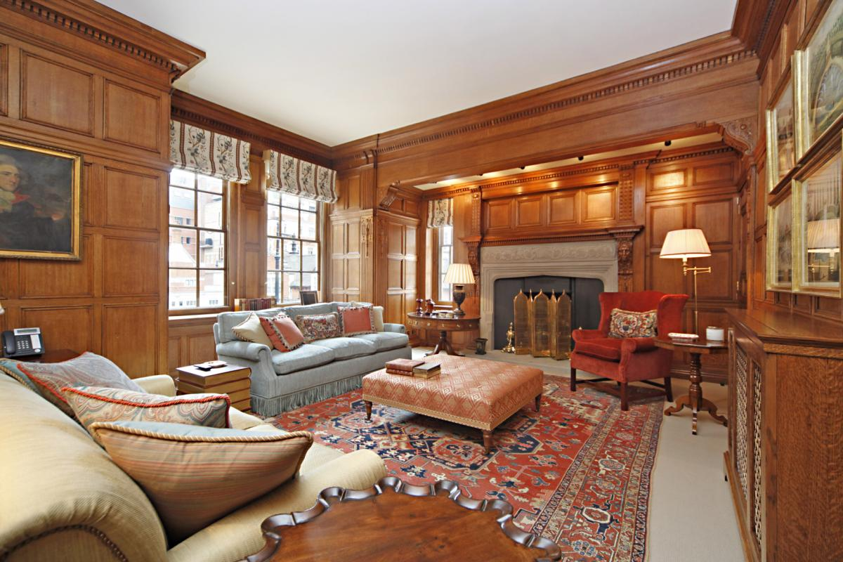 Old World, Gothic, and Victorian Interior Design: February