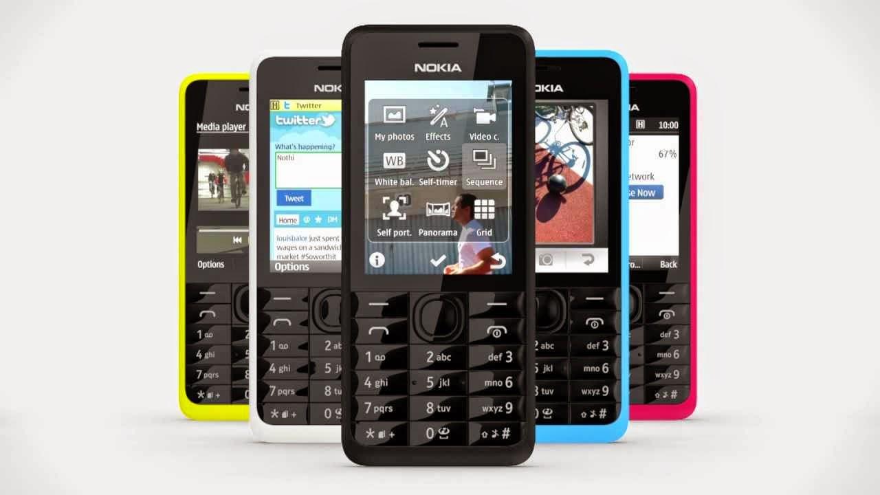 Devia Comunica Sharing All Fimware Nokia Asha 501 Dual Sim Resmi Bright Red