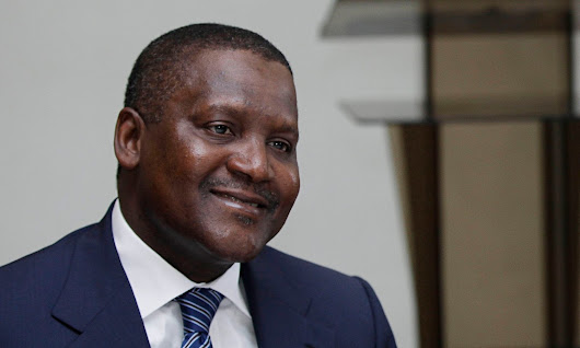 Dangote to produce 500m litres of milk by 2019 from 50,000 cows