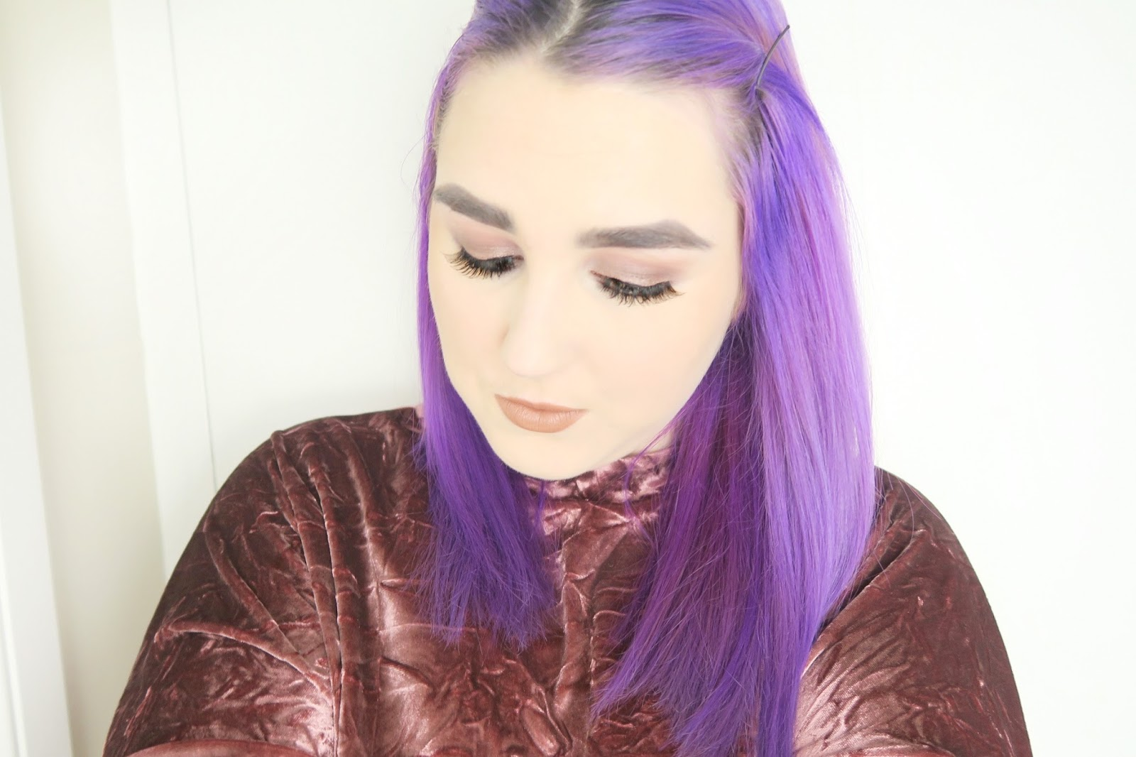 an image of a new year's eve make-up look using rimmel