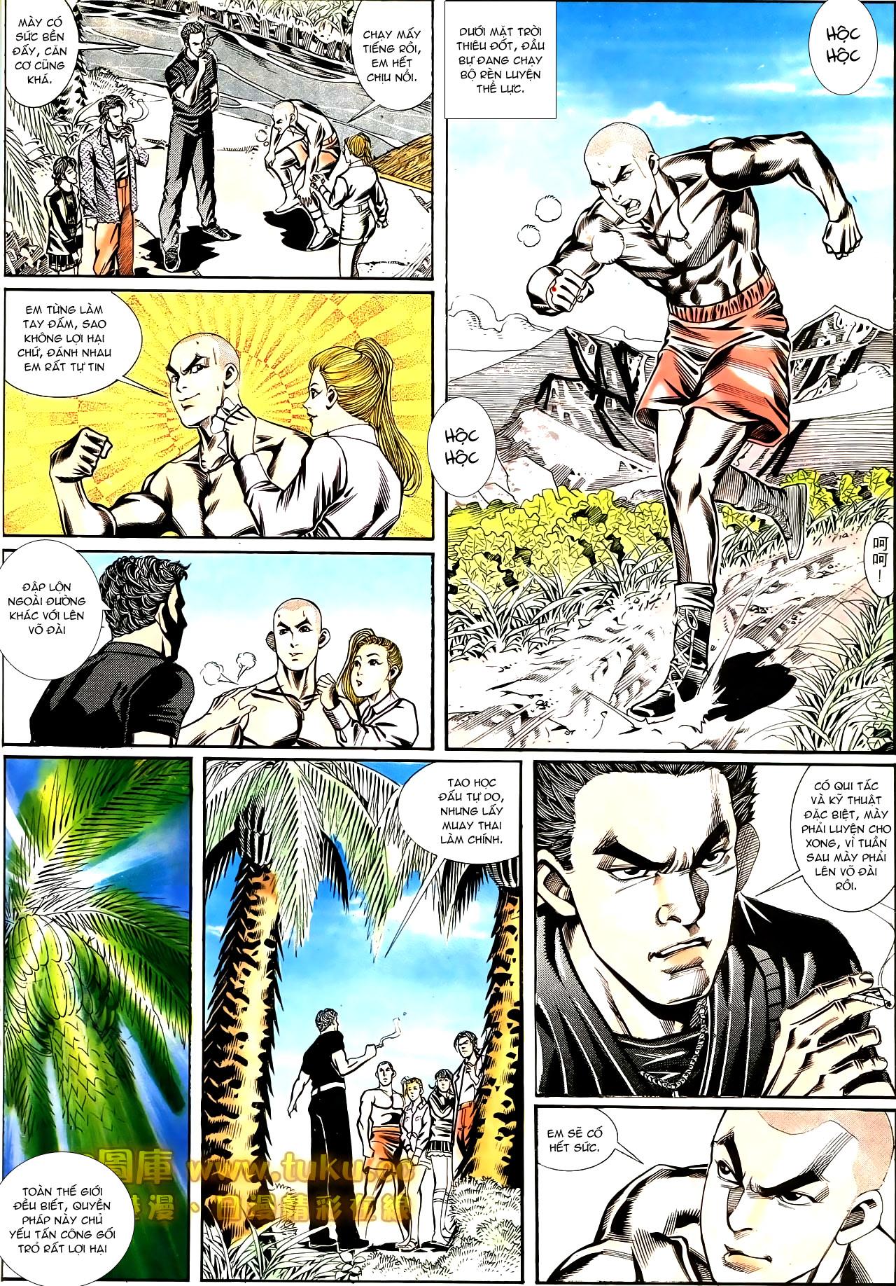 Người Trong Giang Hồ chapter 187: huynh đệ tình trang 25