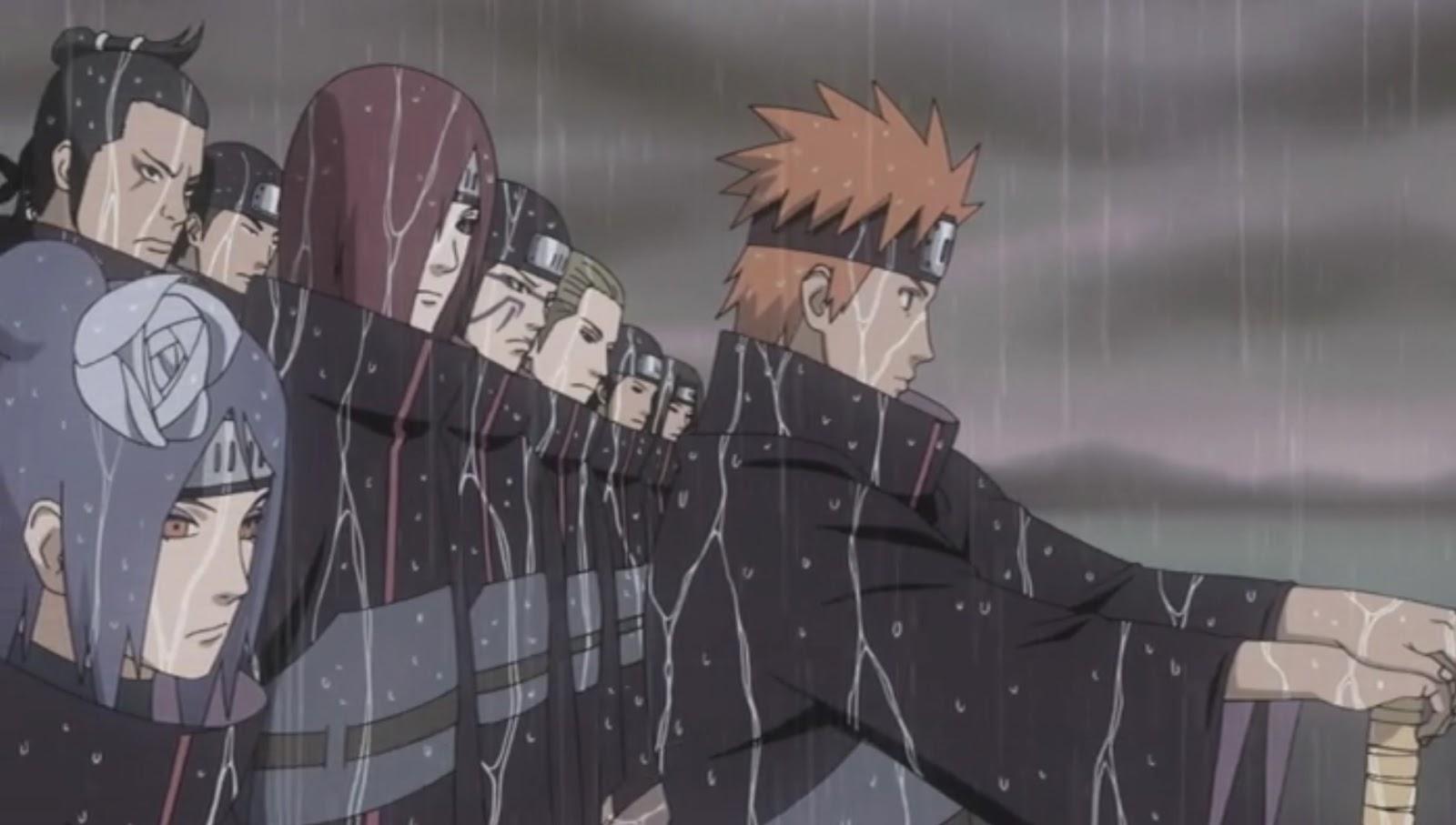 Naruto Shippuden: Episódio 173 – A Origem de Pain
