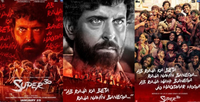 Super 30 Trailer & Full Movie download links